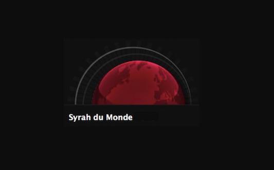 Cayas une Syrah du Monde